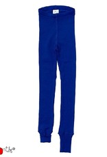 ManyMonths ManyMonths - legging, unisex, wol, jewel blue (3-16j)