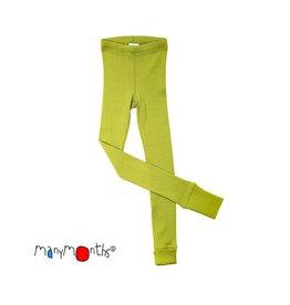 ManyMonths Legging, unisex, wol, sweet apple (0-2j)
