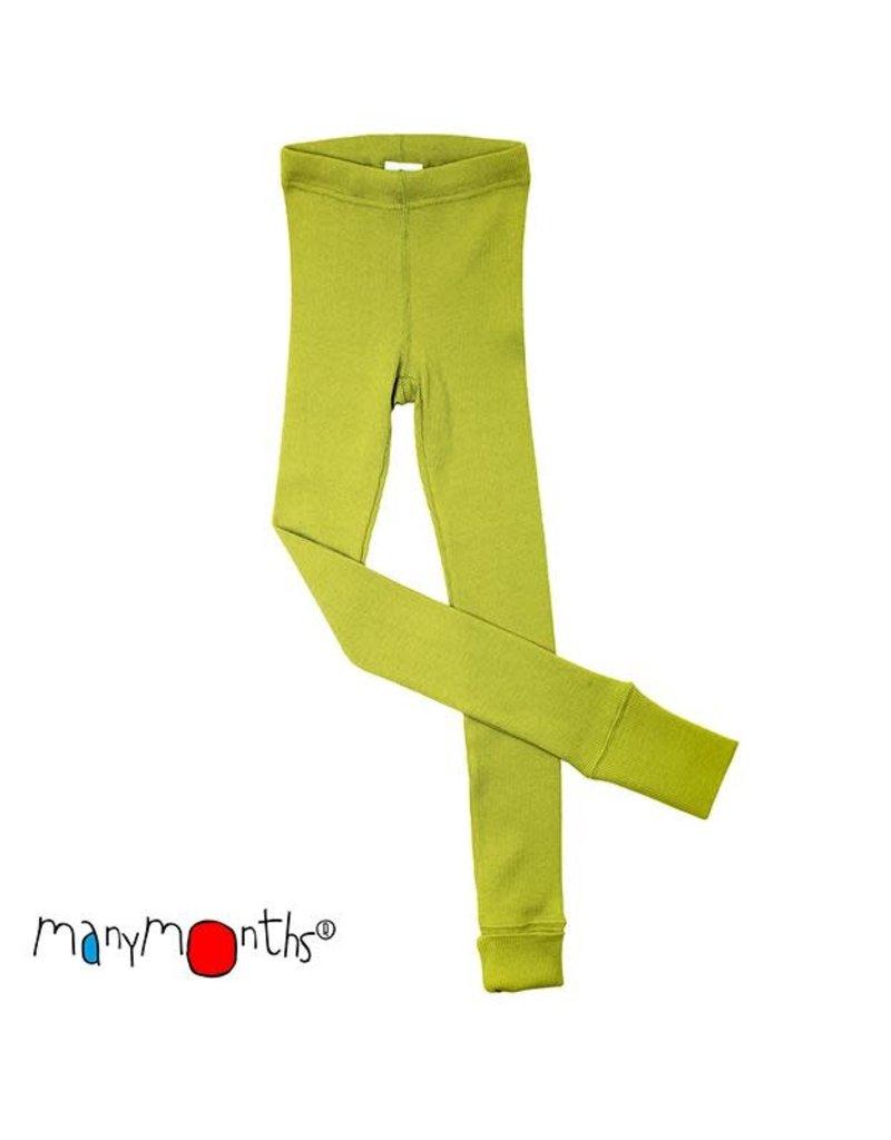 ManyMonths ManyMonths - legging, unisex, wol, sweet apple (0-2j)