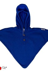 ManyMonths ManyMonths - multi-cape, hooded altair, wol, jewel blue (0-2j)