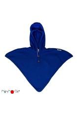 ManyMonths ManyMonths - multi-cape, hooded altair, wol, jewel blue (0-2j)