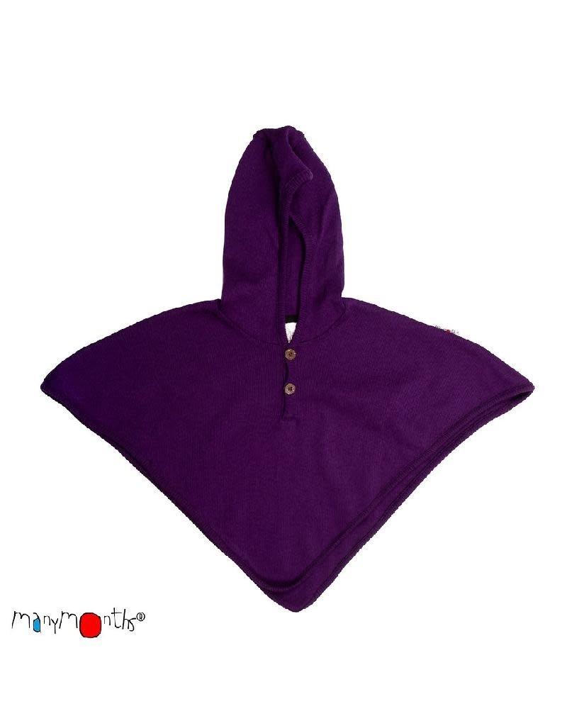 ManyMonths ManyMonths - multi-cape, hooded altair, wol, majestic plum (0-2j)