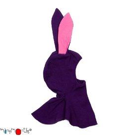 ManyMonths Muts, EH, bunny, majestic plum (0-2j)