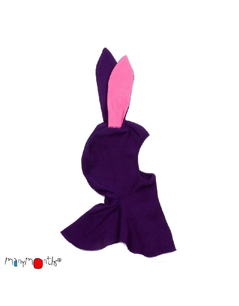 ManyMonths ManyMonths - muts, EH, bunny, majestic plum (0-2j)