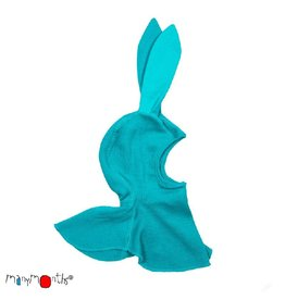 ManyMonths Muts, EH, bunny, royal turquoise (0-2j)