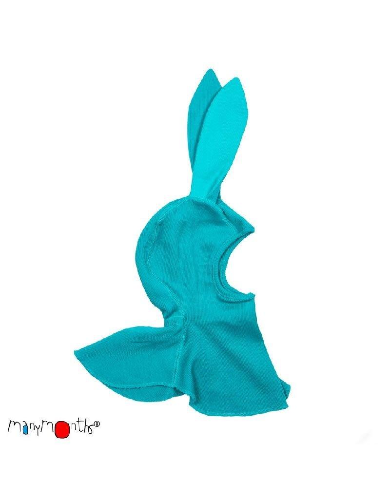 ManyMonths ManyMonths - muts, EH, bunny, royal turquoise (0-2j)