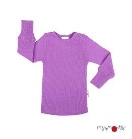 ManyMonths Shirt, wol, lavender crystal (3-16j)