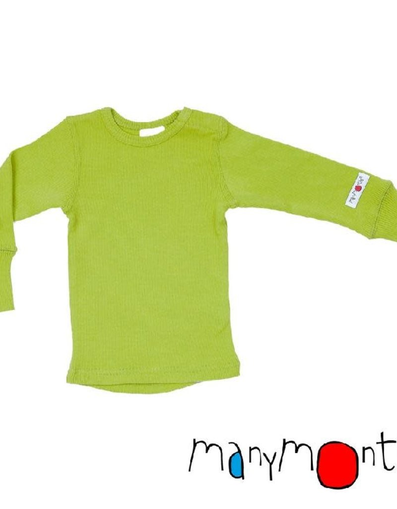 ManyMonths ManyMonths - shirt, wol, sweet apple (3-16j)