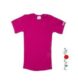 ManyMonths T-shirt, lilac rose (0-2j)