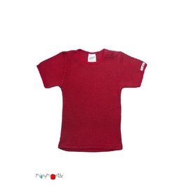 ManyMonths T-shirt, raspberry red (3-16j)