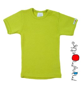 ManyMonths T-shirt, sweet apple (0-2j)