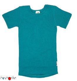ManyMonths T-shirt, royal turquoise (3-16j)