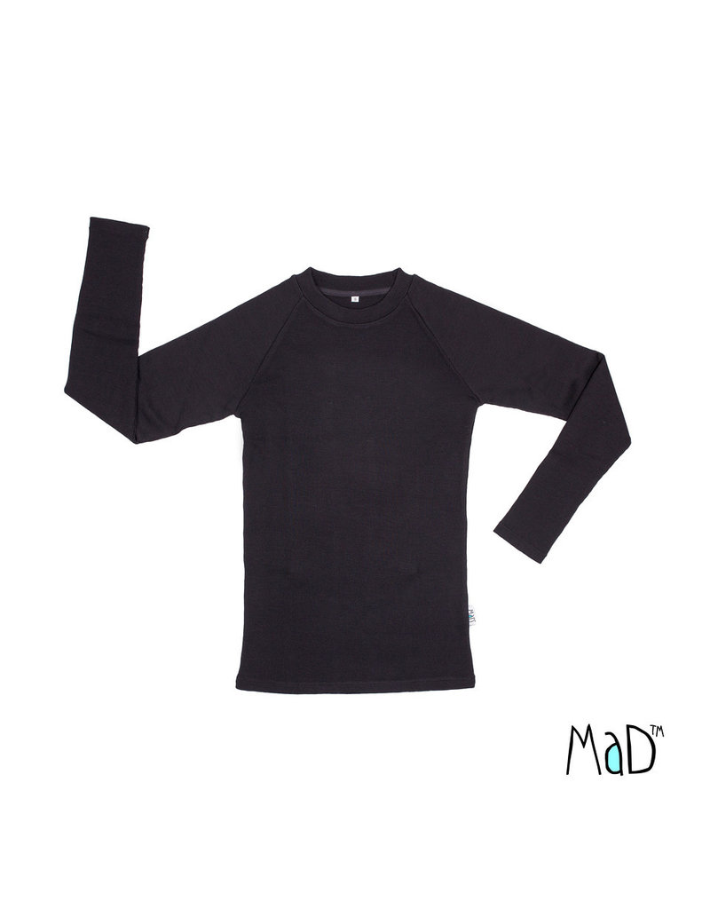MaD MaD - thermal shirt, cosmos blue