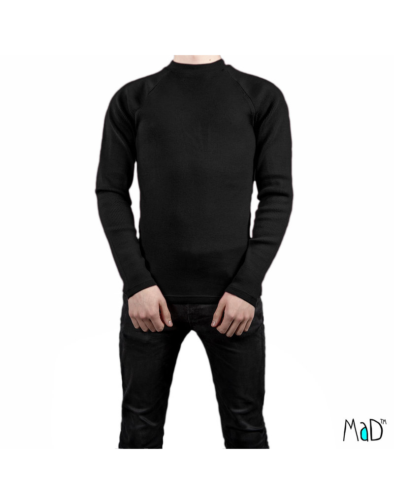 MaD MaD - thermal pants, panther black