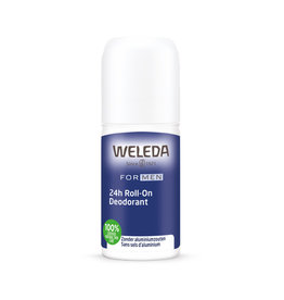 Weleda 24h roll-on deodorant