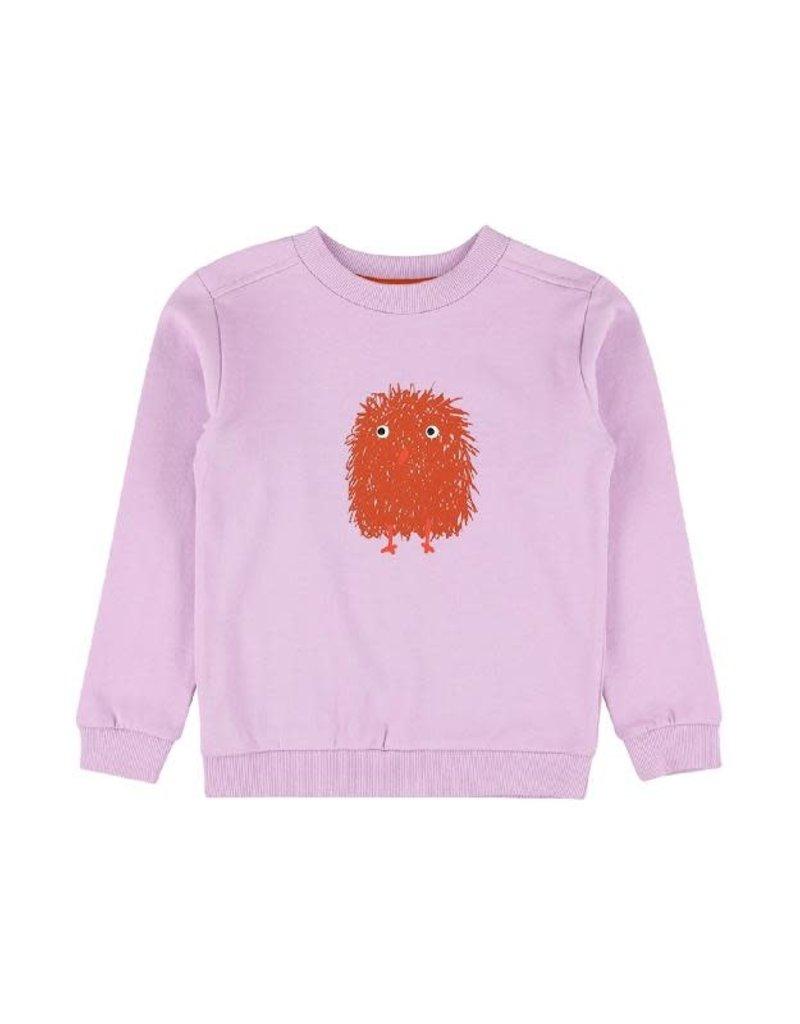 Lily Balou Lily Balou - mika sweatshirt, sheer-lilac (3-16j)