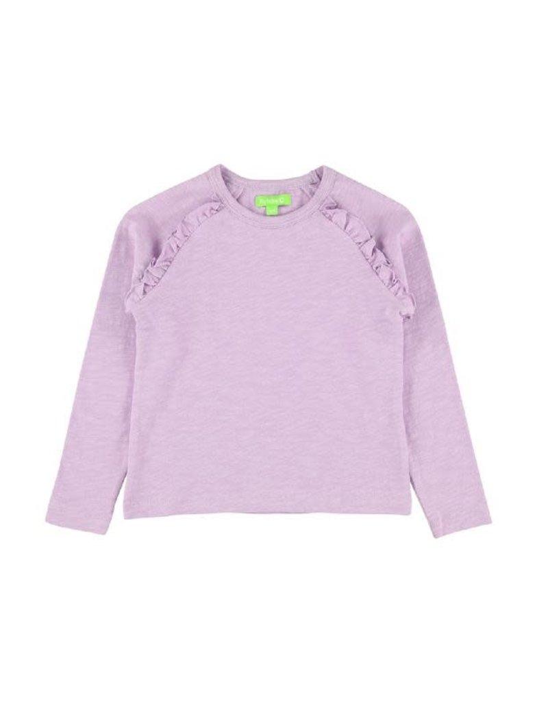 Lily Balou Lily Balou - mina t-shirt, sheer-lilac (3-16j)