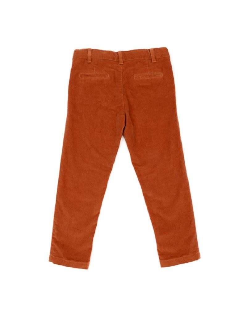 Lily Balou Lily Balou - noah trousers, biscuit brown (3-16j)
