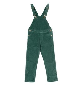 Lily Balou Salopet, dark green (3-16j)