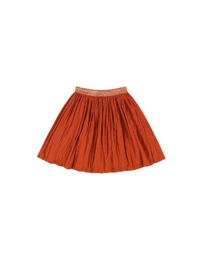 Lily Balou Lily Balou - adele skirt, potters-clay (3-16j)