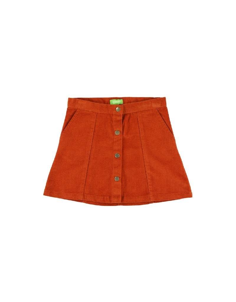 Lily Balou Lily Balou - maite skirt, potters-clay