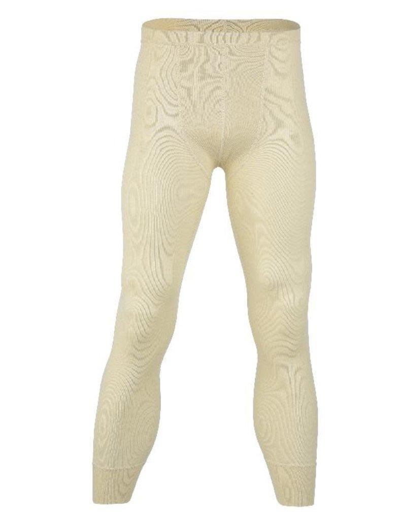 Engel Engel Man - lange onderbroek, wol/zijde, natuur