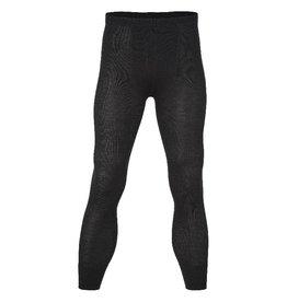 Engel Lange onderbroek, wol/zijde, zwart