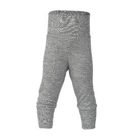 Engel Broek, wol/zijde, grijs (0-2j)