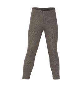 Engel Legging, wol/zijde, walnoot (0-2j)