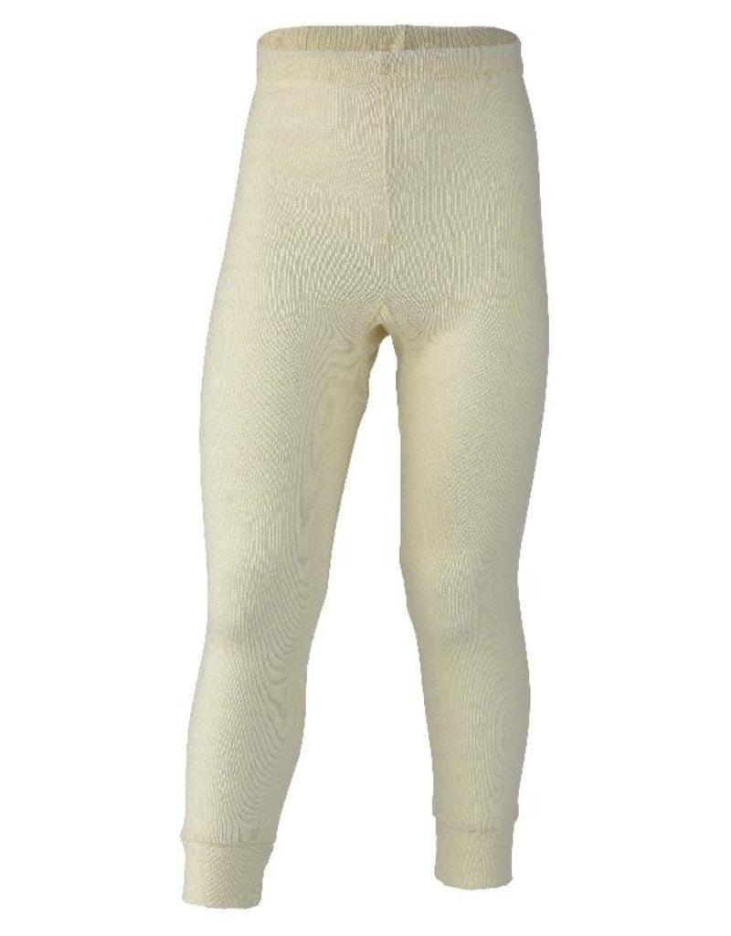 Engel Engel - lange onderbroek, wol/zijde, natuur (3-16j)
