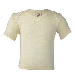 Engel Engel - onderhemd, ss, envelop, wol/zijde, natuur (0-2j)