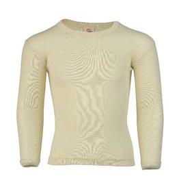 Engel Onderhemd, wol, natuur (0-2j)