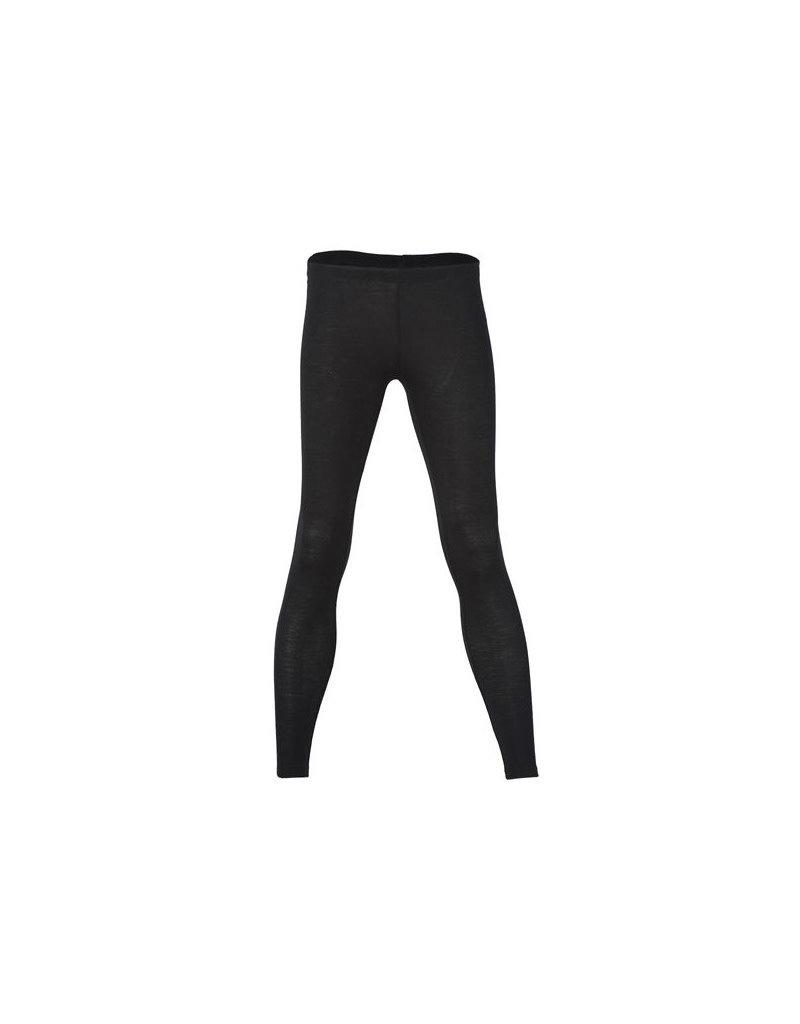 Engel Engel Woman - legging, wol/zijde, zwart