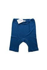 Engel Engel - boxershort, wol/zijde, oceaanblauw (3-16j)