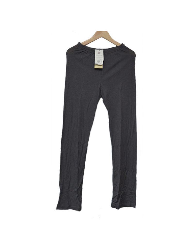 Engel Engel Woman - pyjamabroek, wol/zijde, taupe