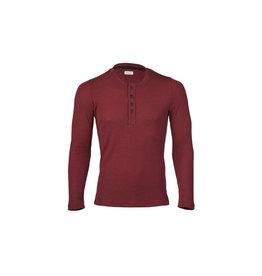 Engel Shirt met knoopjes, burgundy