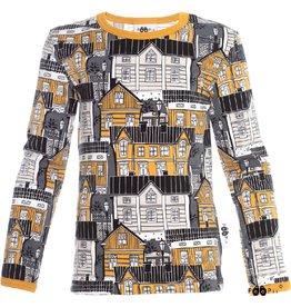 Paapii Shirt, old town, ochre/sand
