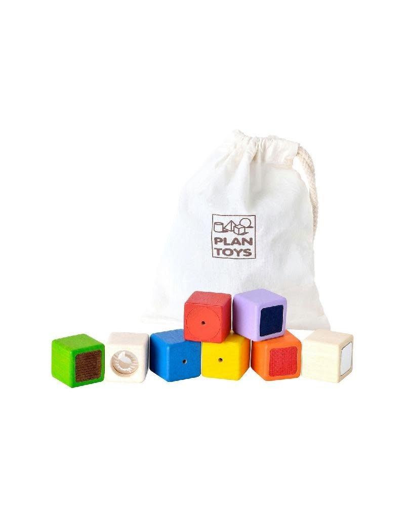 Plan Toys Plan Toys - activiteitenblokken (5531)