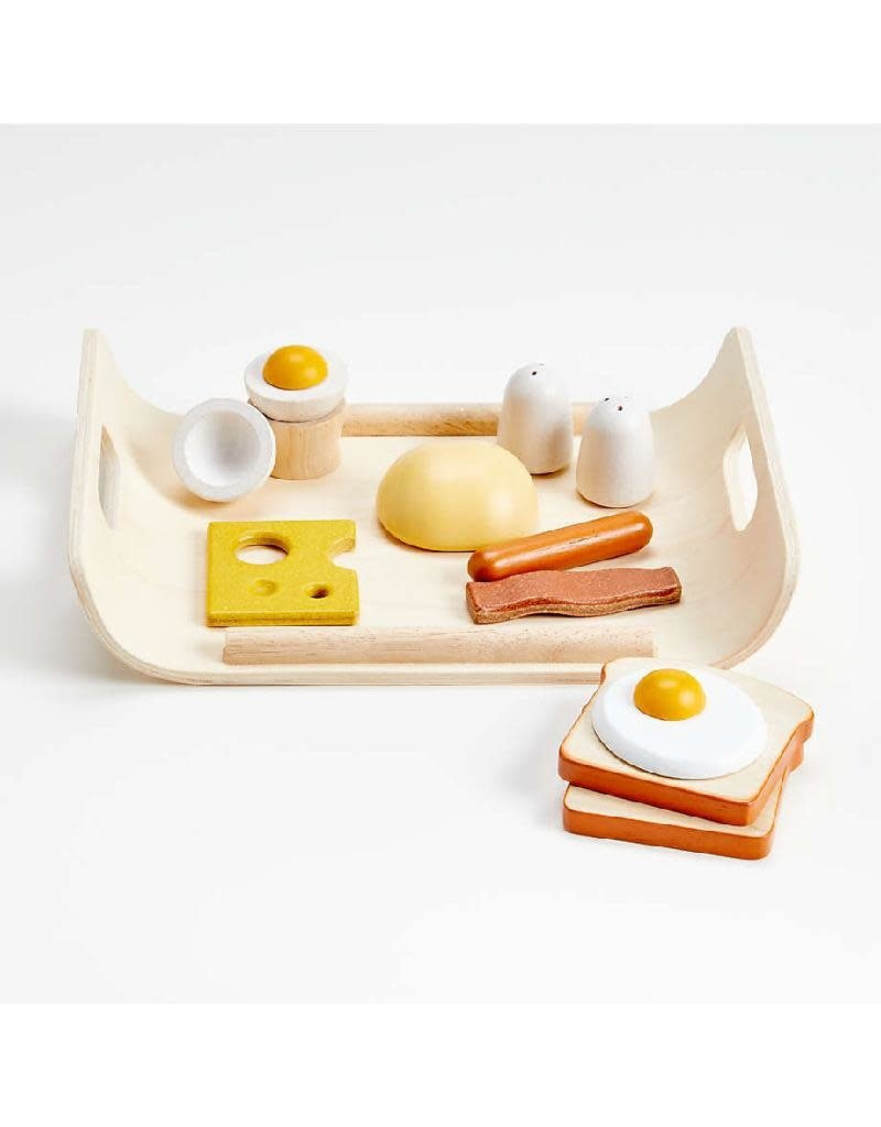Plan Toys Plan Toys - ontbijtset (3415)