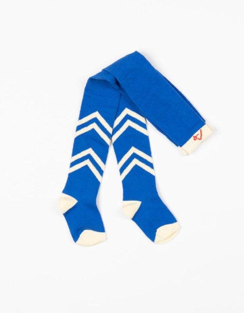 Alba of Denmark Alba of Denmark - Karla tights, snorkel blue (3-16j)
