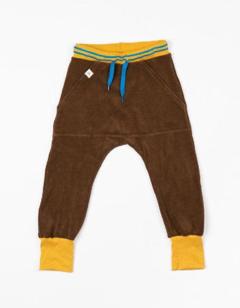 Alba of Denmark Alba of Denmark - Mason pants, chocolate (3-16j)