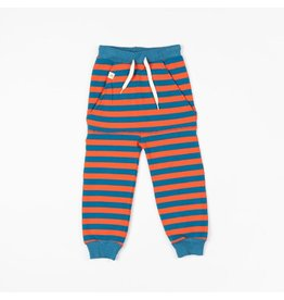 Alba of Denmark Broek, spicy orange/magic stripes (3-16j)