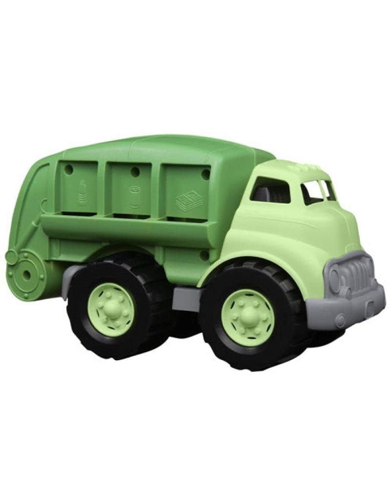 Green Toys Green Toys - vuilniswagen