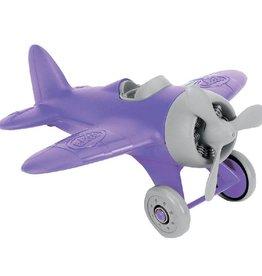 Green Toys Vliegtuig, paars