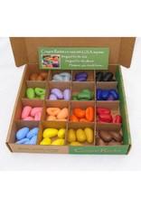 Crayon Rocks Crayon Rocks - waskrijt, soja, box, 16 verschillende kleuren (64 stuks)