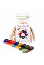Crayon Rocks Crayon Rocks - waskrijt, soja, zakje, 16 verschillende kleuren