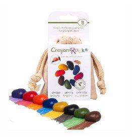 Crayon Rocks Waskrijt in een zakje, 16 verschillende kleuren