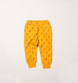 Little Green Radicals Golden forest cosy joggers (3-16j)