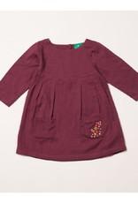 Little Green Radicals Little Green Radicals - toadstool smock dress (3-16j)