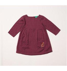 Little Green Radicals Toadstool smock dress (3-16j)